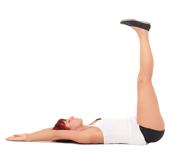 Supine Stretch Position