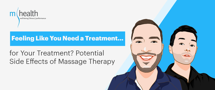 Potential Side Effects of Massage Therapy | ,Massage Theraphy | mhealth