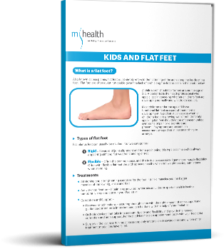 Kids and Flat Feet