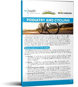 Podiatry and Cycling