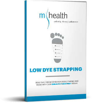 Low Dye Strapping