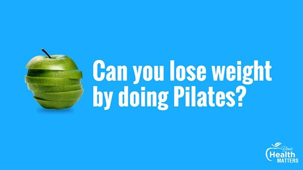 Can you lose weight by doing Pilates