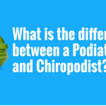 Your Health Matters – What's the difference between a Podiatrist and Chiropodist?