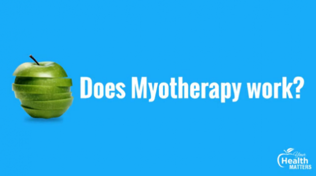 does-myotherapy-work