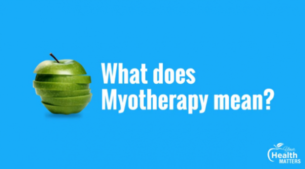 what-does-myotherapy-mean