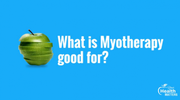 what-myotherapy-good-for